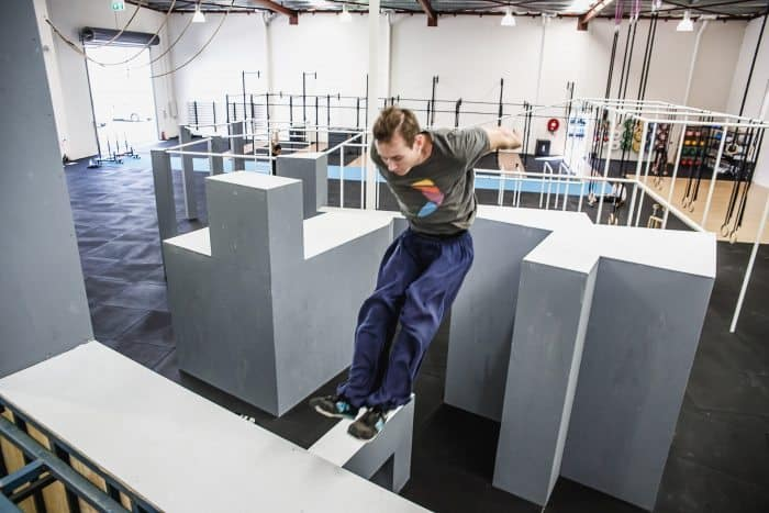 Parkour Training Perth